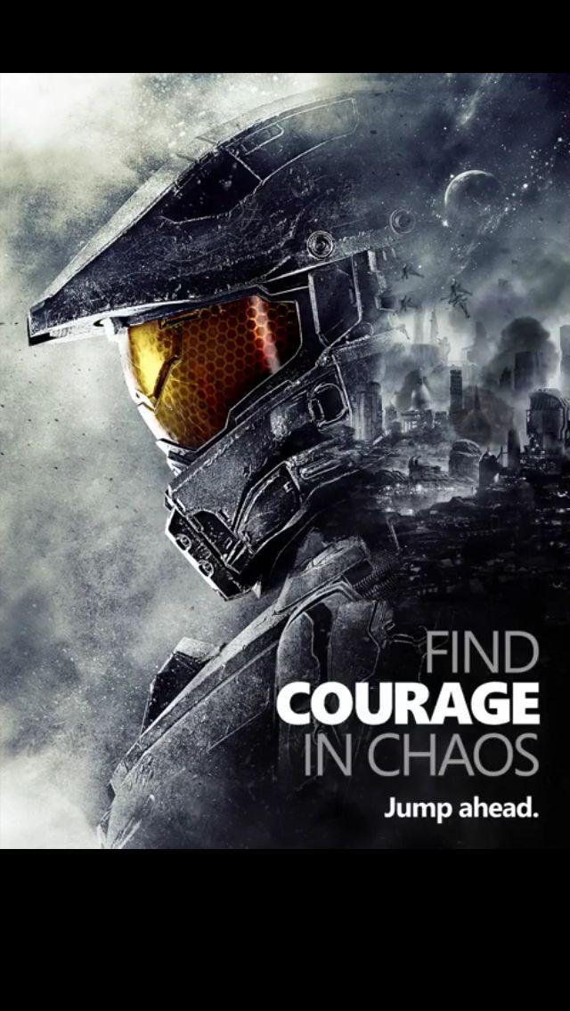 Halo 5: Guardians. Master Chief. 117.