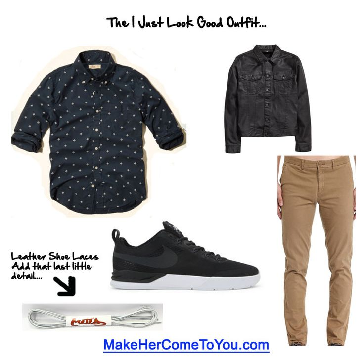 Free PDF in bio: http://makehercometoyou.com   Shirt @hollisterco Shoes @nikesb Ba trainers Laces @matesbrand Pants @cottonon Jacket @hm #mensstyle #mensfashion #mensstreetstyle #dapper #streetstyle #wiwt #mensstyleguide #instafashion #handsomeguysecrets #teamhandsomeguy #datingadvice #firstdate #whathewore #whattowear #mystyle #nikesb #nikebatrainers #hm