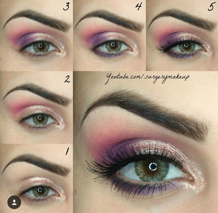 Please do not take credit from the artist (( Surgerymakeup )) you can find her on Instagram or you tube to see what colors she used and name of make up.