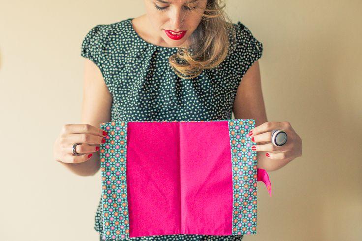 Protège carnet de santé Petit Pan - DIY bébé - couture - ses