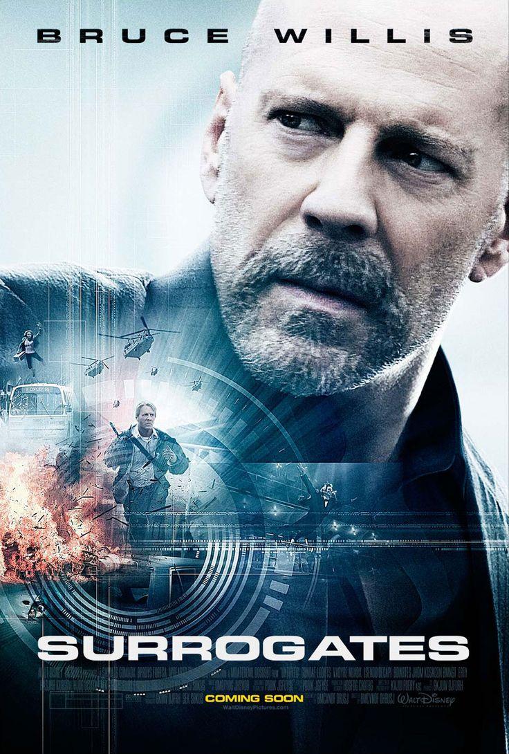 surrogates - 2009 - Greer | Bruce Willis Movies | Pinterest Bruce Willis Movies List