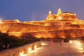 castillo san felipe cartagena - Buscar con Google