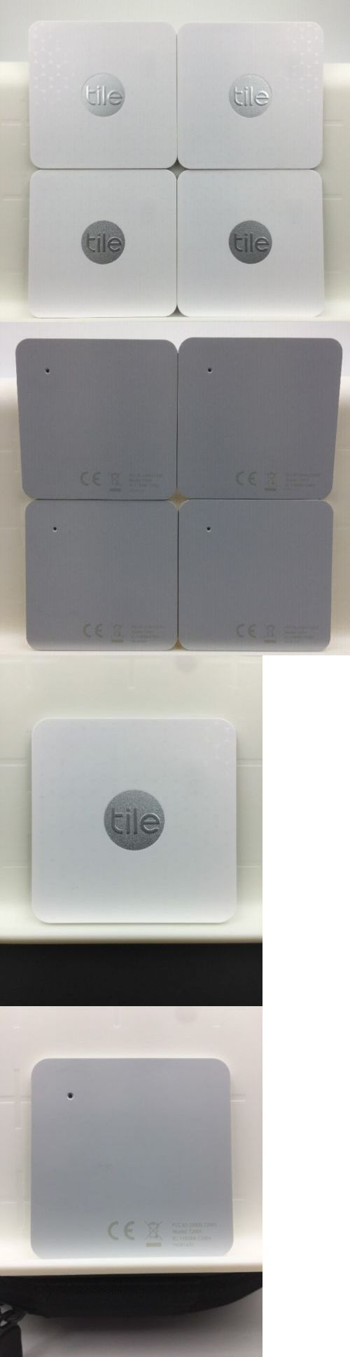 Tracking Devices: Tile Slim Bluetooth Tracker Phone Wallet Anything Finder (4-Pack) - Brand New -> BUY IT NOW ONLY: $49.99 on eBay!