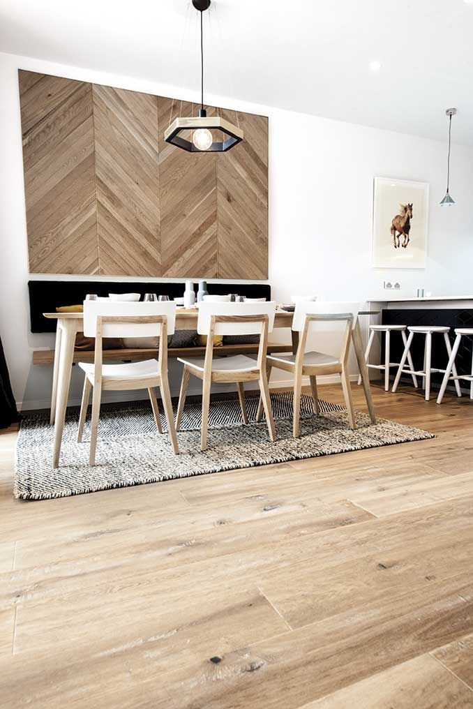 Godfrey Hirst | Timber Flooring | Regal Oak in Astor | The Block NZ #godfreyhirst #theblocknz #theblock #hardflooring #timber #oakfloors #flooring #homedecor #interiordesign #design
