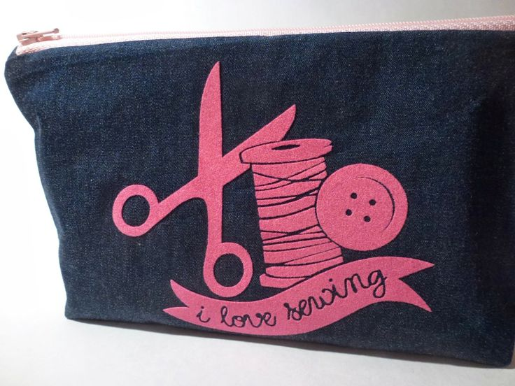 I love sewing