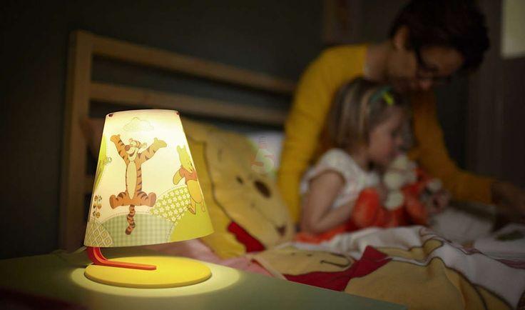 Lampa Lampka stołowa LED Winnie The Pooh (71764/34/16) / nocne / Lampy DZIECIĘCE - 5lampy.pl