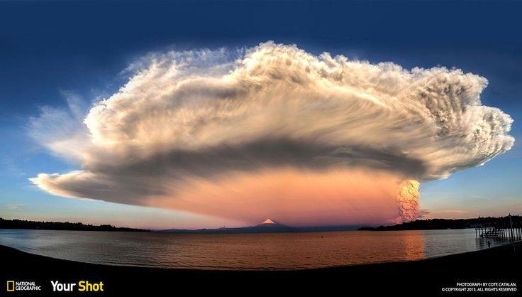 Top Shot: Calbuco Cloud Cover http://on.natgeo.com/1dB5tbG