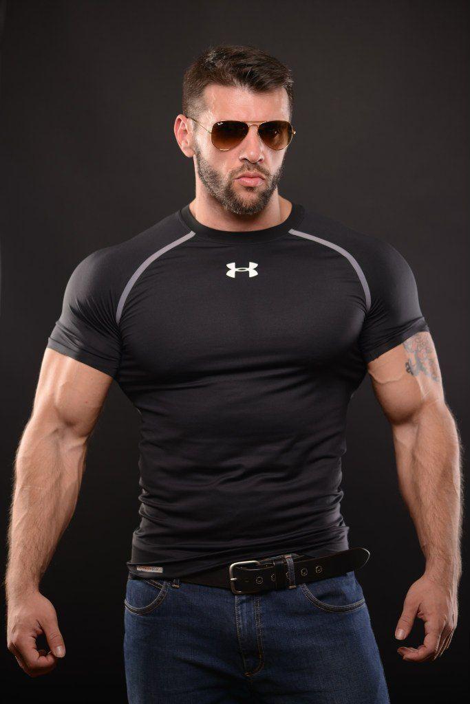 250 best hotties images on pinterest men bodies muscle for Buff dudes t shirt