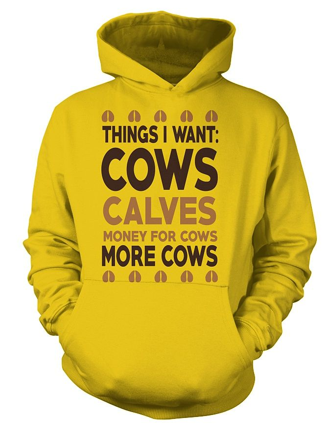 COW T-SHIRTS - LOVE IT - ORDER NOW