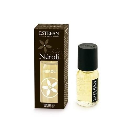 Inunda tu hogar con el increíble perfume Nerolí de Esteban Parfums. Un aceite perfumado para difusores o quemadores de esencias con un aroma floral encantador basado en el Azahar. Botella de 15 ml.