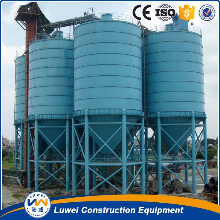 Powder steel silo;assemble silo for sale;silo in concrete batching plant/cement making machine.