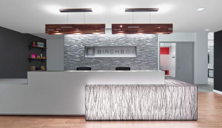 Birchbox's Shiny Happy Office :: Design 3.  NYC