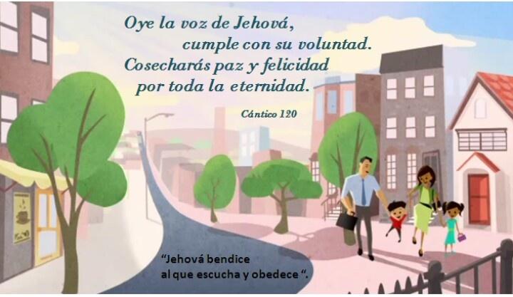 Jehova bendice!