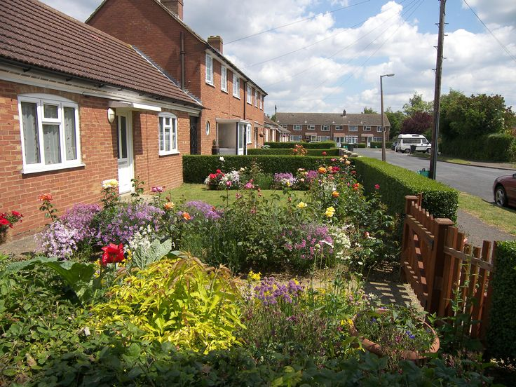 Front Garden late May 2015