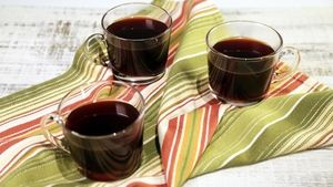 Spiced Slow Cooker Mulled Wine Recipe   The Chew - ABC.com