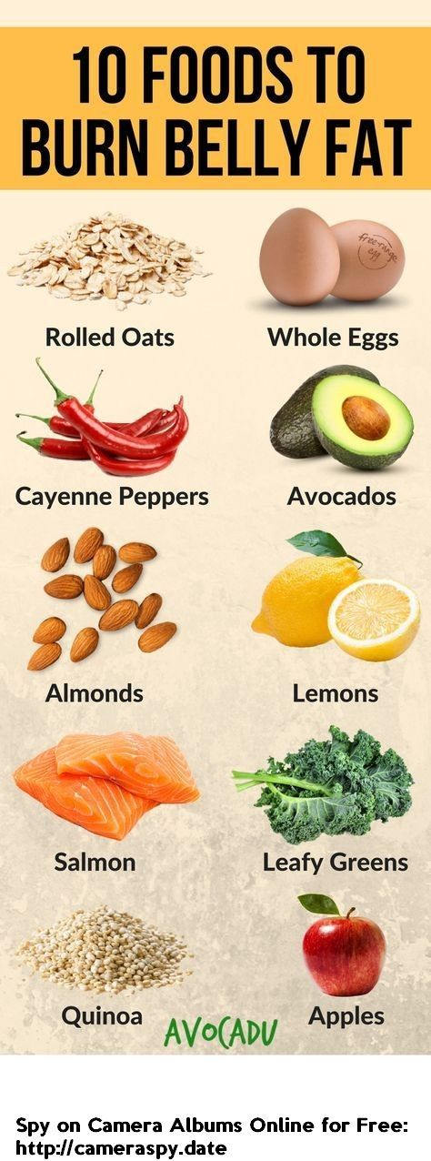 Foods you shouldnt eat when trying to lose belly fat