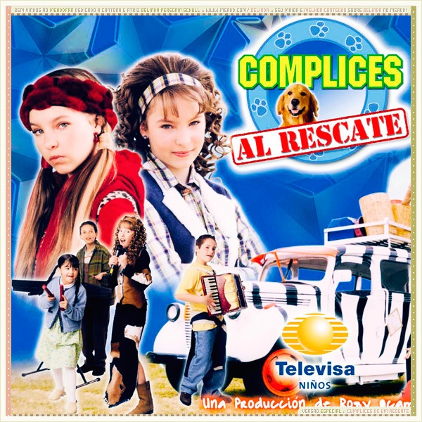 Belinda [Silvana/Mariana] ♥ Cúmplices de um Resgate/ Cómplices al Rescate @belindapop 2002 #VoltaCumplices