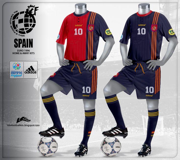 Spain+Home+and+Away+Kits+Euro+1996.jpg (955×851)