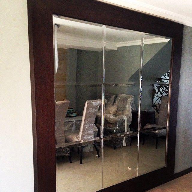 M s de 1000 ideas sobre espejo biselado en pinterest for Ver espejos decorativos