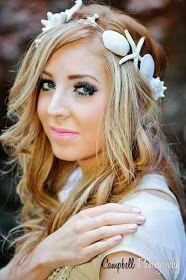 Blake & Amanda: Embrace Your Inner Mermaid-How to Make a DIY Seashell Headband