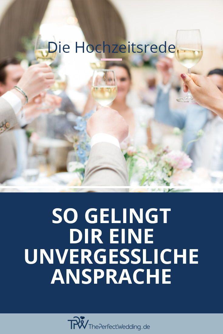 Eine Gute Hochzeitsrede Kann Eine Ganz Schone Herausforderung Sein Mit Diesen Tipps Gelingt Dir Die Ansprache Mehr L Hochzeit Planen Hochzeitsreden Trauzeuge