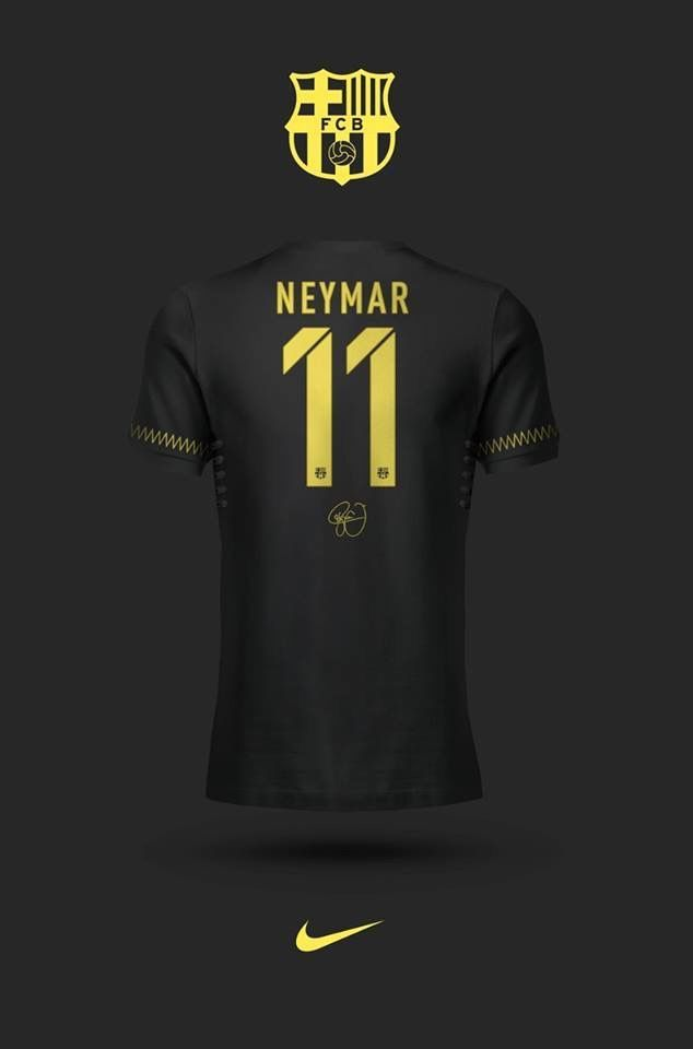 FCB's 3rd Possible Kit for 2016-17 ❤