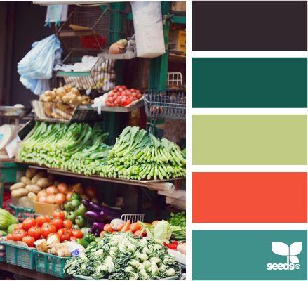 market hues: Colors Combos, Kitchens Colour, Kitchens Colors, Marketing Hue, Design Seeds, Bedrooms Design, Colors Palettes, Interiors Colors Schemes, Colors Inspiration