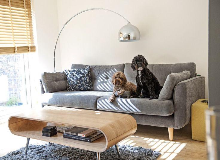 Die besten 25+ Bogenlampe Ideen auf Pinterest einzigartiger - moderne wohnzimmer stehlampe