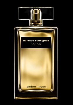 Amber Musc Narciso Rodriguez perfume - a new fragrance for women 2013