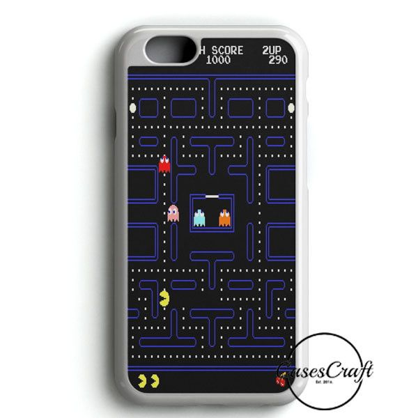 Pacman Game iPhone 6/6S Case | casescraft