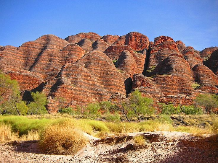 The Bungle Bungles - Outback Australia
