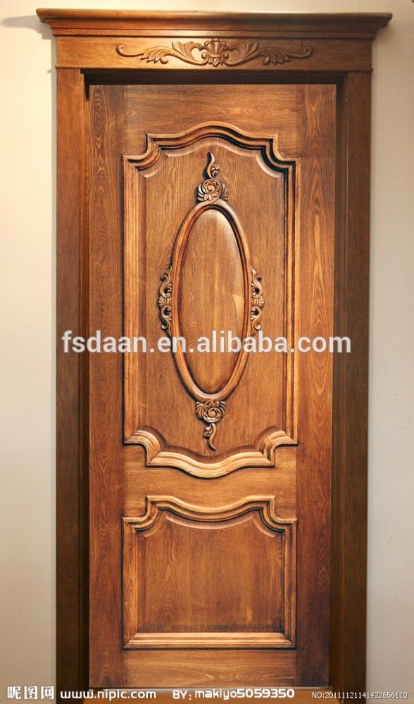The 25 best wooden main door design ideas on pinterest for Latest wooden door designs pictures