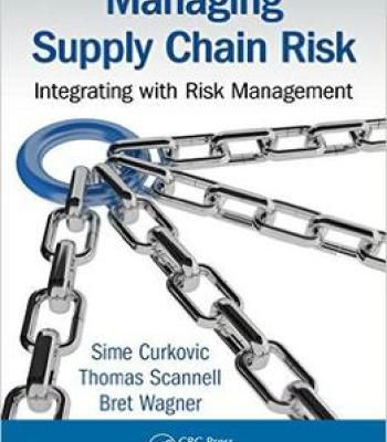 Managing Supply Chain Risk: Integrating With Risk Management PDF