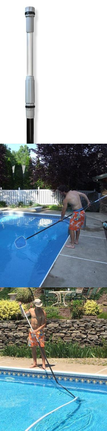Other Pool Cleaning 181066: Jed Pool Tools 50-560-16 Professional Deluxe Anodized Telescopic Pole, 16-Feet -> BUY IT NOW ONLY: $57.02 on eBay!