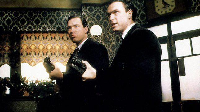 Here is a bit of information guys, The Krays film that was made in 1990, it has come around that Ronnie and Reggie HATED this film. Ronnie said 'I hate that film. How dare they allow our mother to swear. Our mother never swore in her life.'