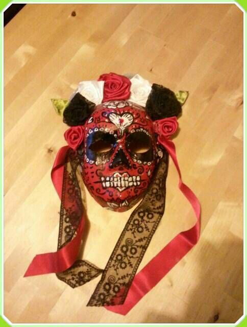 Check out this item in my Etsy shop https://www.etsy.com/uk/listing/287390781/sugar-skull-day-of-the-dead-carnival