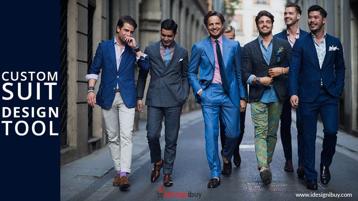 Offer #Stylish, #Unique and Customer-Centric #Custom #Suits #Online with #Suit #Design #Tool and Boost Your #Tailoring #Business!!