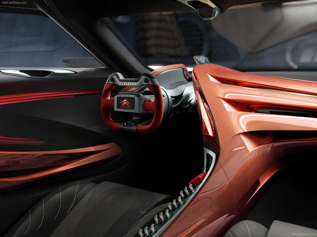Citroen Gt Concept The GT By Citroën (sometimes Spelled GTbyCitroën ) Is A  Sports Car That Debuted As A Concept Car On October 2 At The