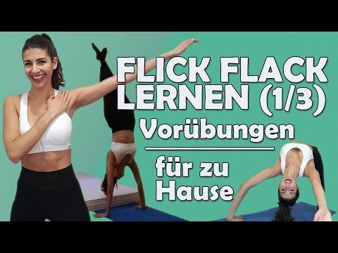 Flick Flack Lernen - YouTube
