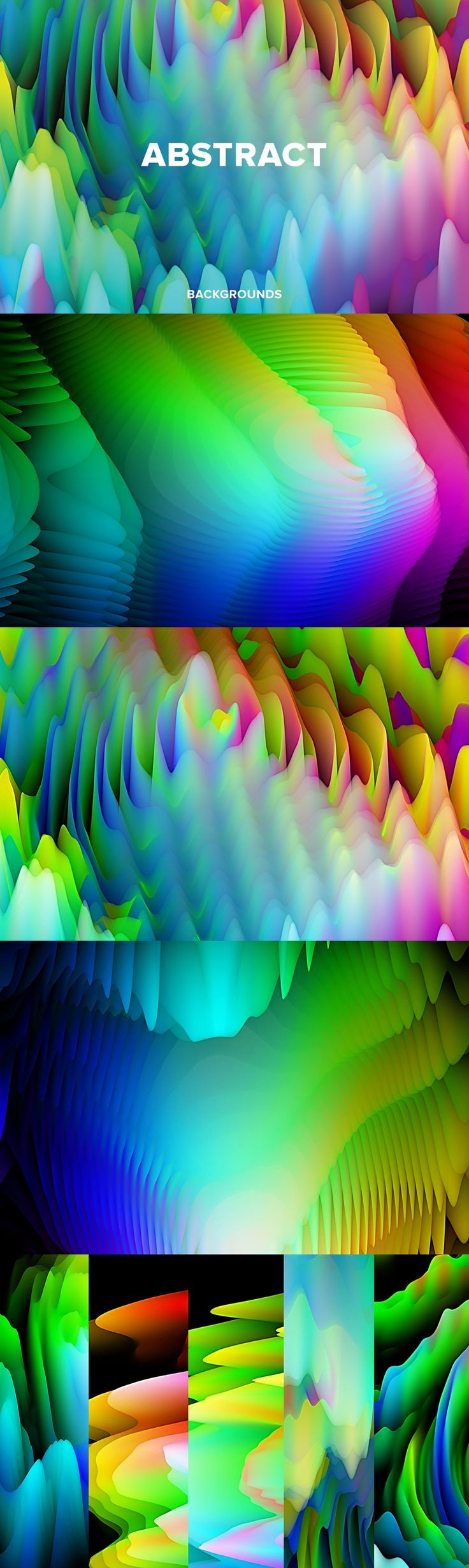 Abstract Backgrounds - Graphics - YouWorkForThem