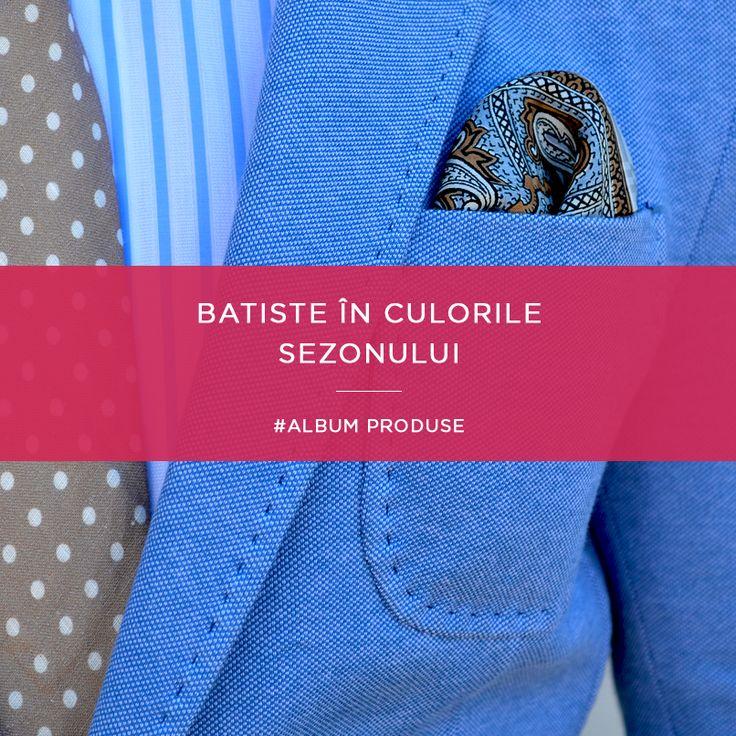 Batistele pentru noul sezon sunt pline de personalitate - în imprimeuri și culori vii: http://www.cozacone.ro/?s=batista&post_type=prod