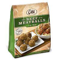 Casa Di Bertacchi Italian Meatballs - 96 oz. - Sam's Club