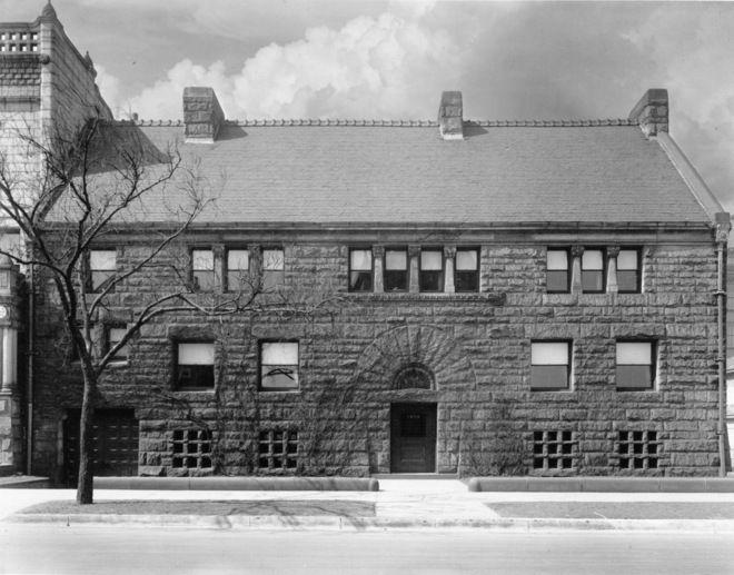 24 best images about exterior richardsonian romanesque for Richardson architect
