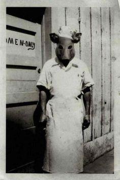 Funny Halloween Vintage Costumes