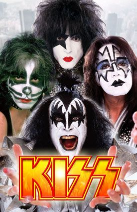 The Greatest Band in the World... KISS