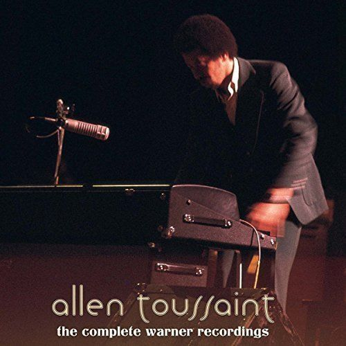 ALLEN TOUSSAINT The Complete Warner Recordings  live 2 CD NEW SEALED
