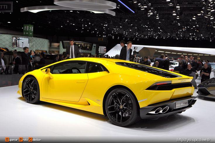 Lamborghini Huracan Yellow 2017 Ototrends Net