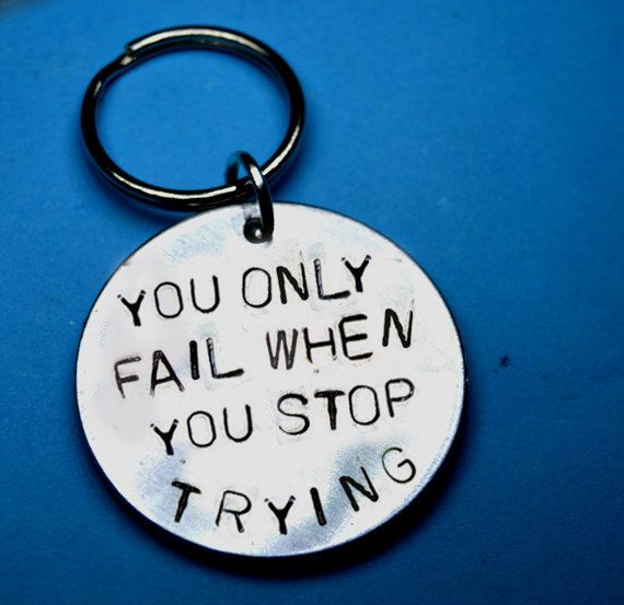 Quote Accessories,Christmas gift,Inspirational accessory,Handmade accessory,Motivational keychain,Personalised gift,UK,engraved keychain by BeesHandStampedGifts on Etsy