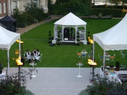 Wow! this can be just a great setting for a wedding.