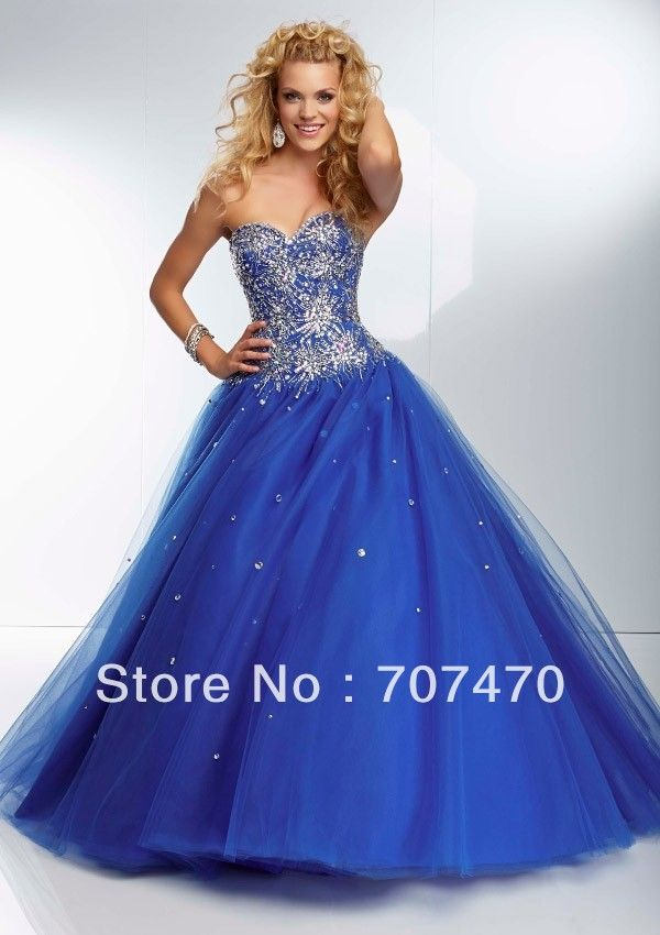 17 best images about royal blue ball gowns on pinterest